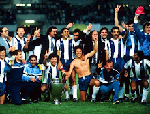 FC Porto Campeão Europeu 1987.