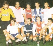 FC Porto vencedor Supertaça Europeia 1987.