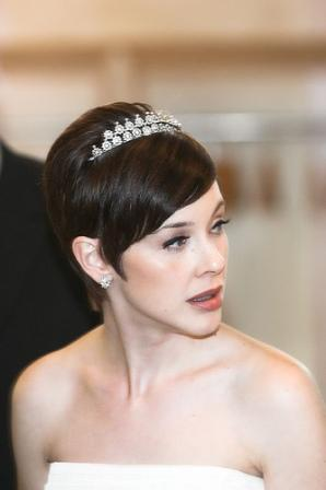 wedding hairstyles for short hair. Wedding Hairstyles For Short