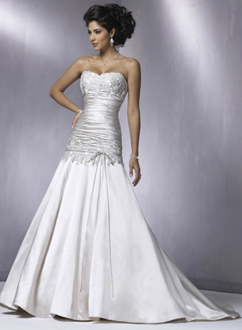 Wedding dress styles for Wedding dress cuts