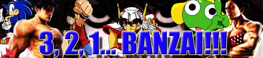 ¡¡3, 2, 1... Banzai!!