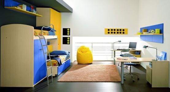 Dormitorios infantiles recamaras para bebes y ni os habitaciones dobles muy peque as y espaciosas Habitaciones dobles para ninos