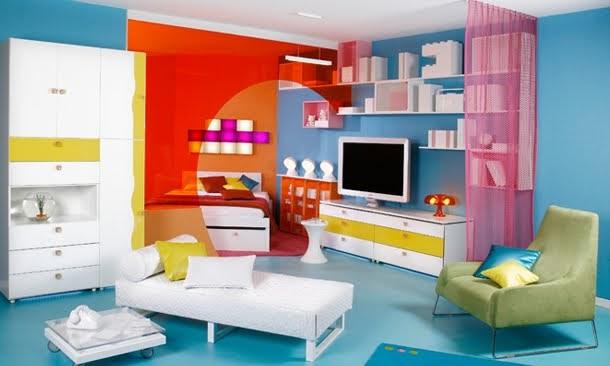 Vibel dormitorios full energia para jovencitas - Dormitorios infantiles nina ...