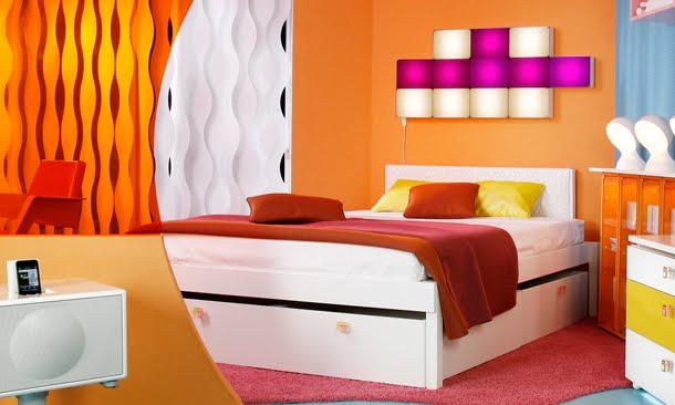 Vibel dormitorios full energia para jovencitas for Cuartos para ninas grandes