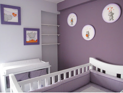 DECORAR DORMITORIO DE BEBES