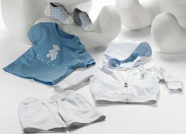 ROPA Y CALZADO INFANTIL GUCCI