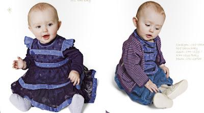ROPA Y NAVIDAD INFANTIL 2010