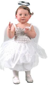 DISFRACES NAVIDEÑOS INFANTILES NAVIDAD 2010