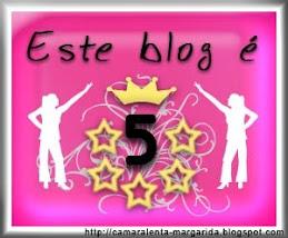 Este blog é 5 estrelas