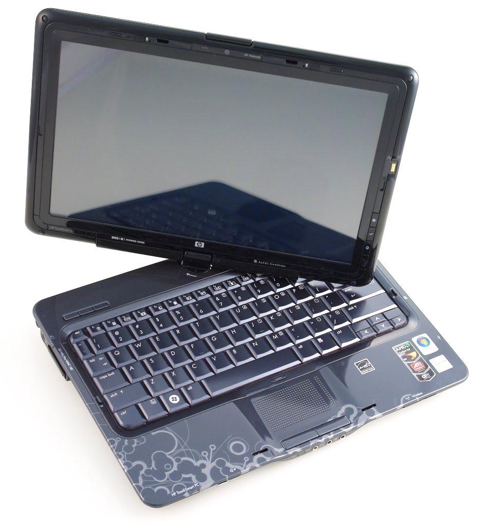 TouchSmart tm2 mempunyai berar 2,18 kg dan bukan notebook layar sentuh
