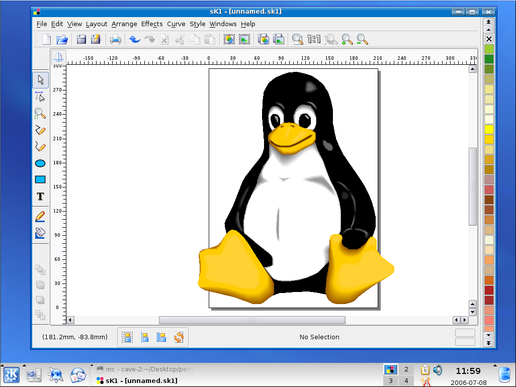 download software box for those users who immigrated corel draw linux ...