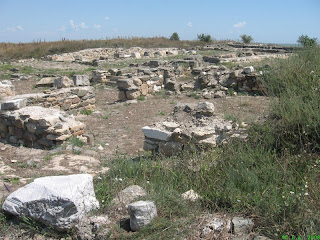 Histria archaeological site