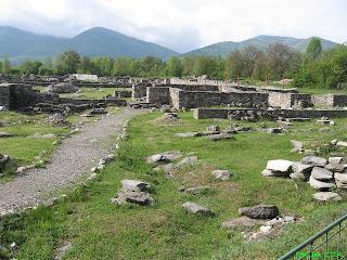 Ulpia Traiana Augusta Dacica Sarmizegetusa (Forum)