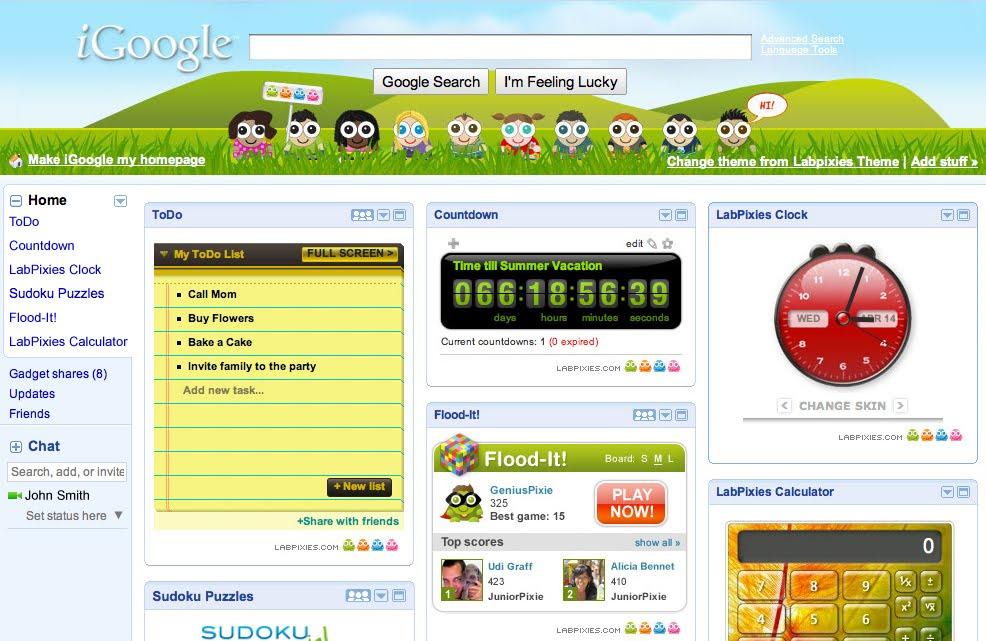 Google Labpixies