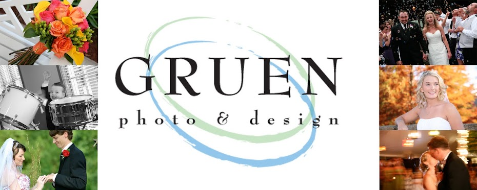 Gruen Photo & Design, LLC - Asheville Wedding Photographer - Greenville Wedding Photograph