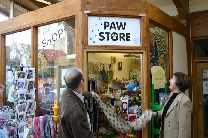 The Paw Store, Bath Cats & Dogs Home