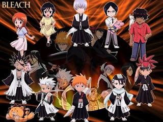 Assistir Bleach Dublado Online. 