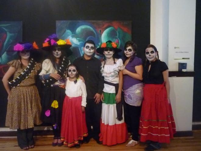 FESTIVAL DEL DIA DE MUERTOS..