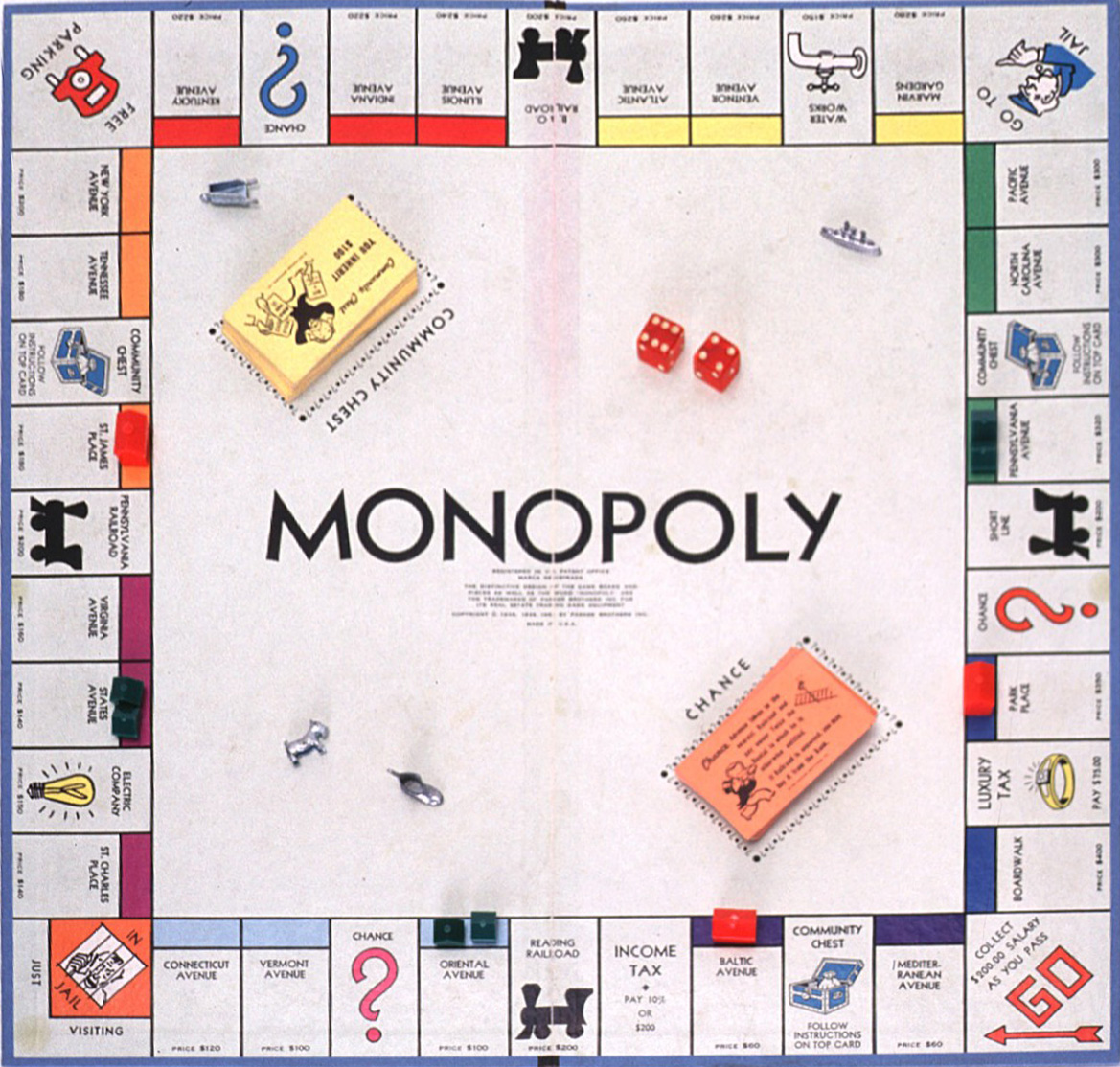 all free monopoly games