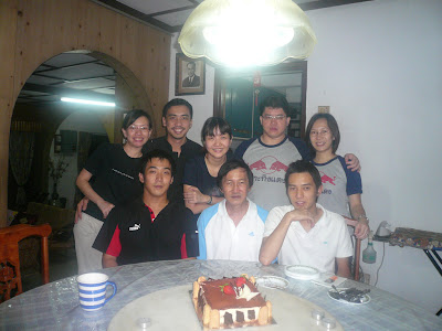 Chen Family Birthday Gathering
