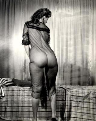 Classic Vintage retro Erotica: Jackie Miller 1950's Pinup