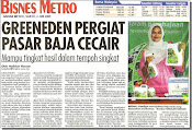 Harian Metro , 4 Jun 2005