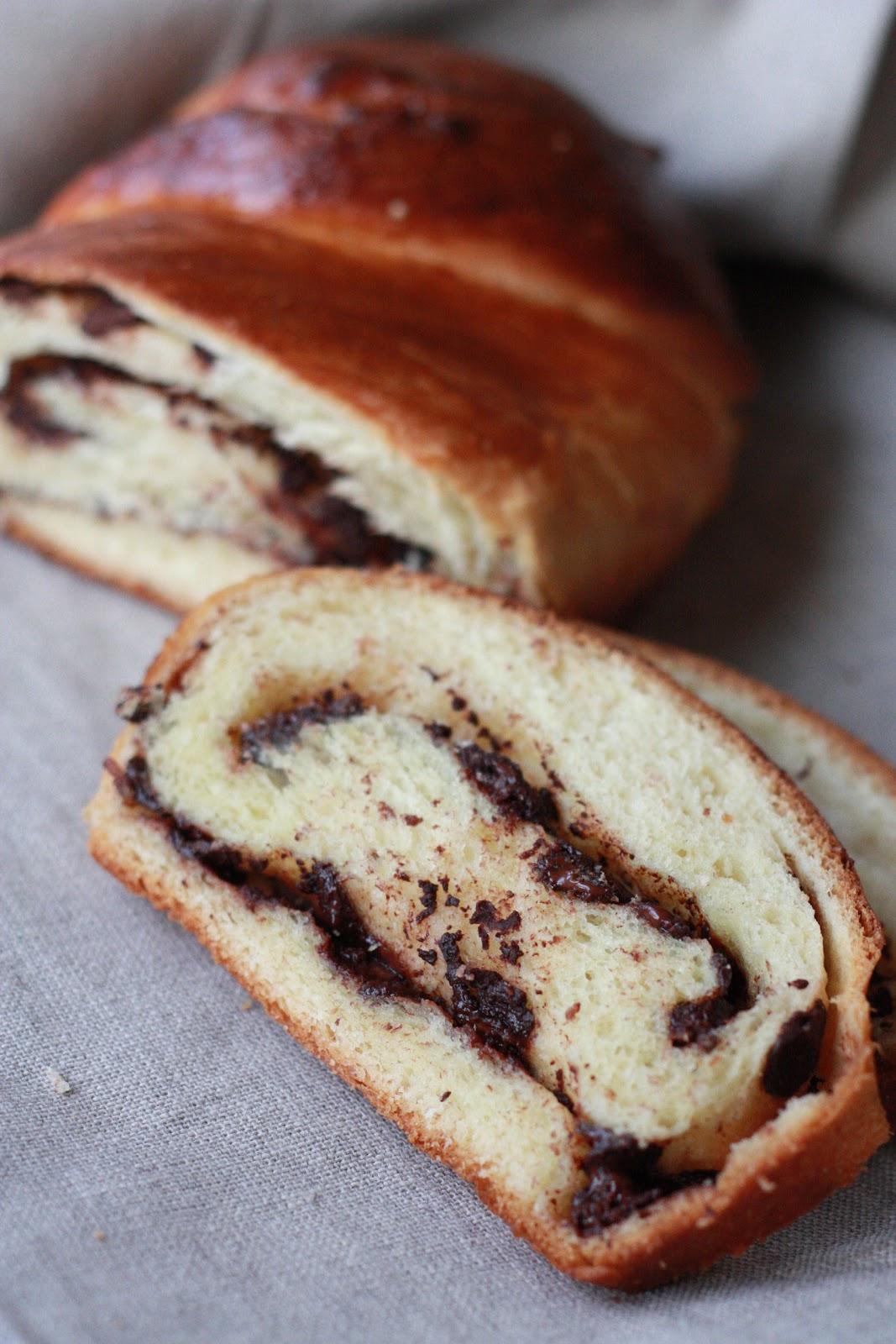 Chocolate Babka Recipe & Holiday Wishes | Yummy Mummy ...