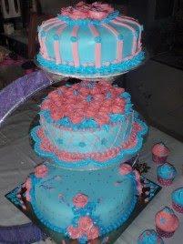 Wedding kek