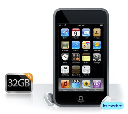 apple ipod touch 3rd generation 32gb. Apple IPod Touch 32 GB (3rd