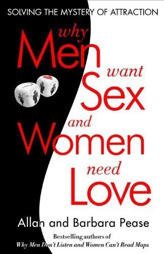 Why Men Want Sex and Women Need Love – Barbara Pease and Allan Pease ...: techmasterslk.blogspot.com/2010/11/why-men-want-sex-and-women-need...