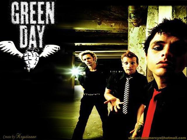 Profil Green Day