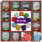 CoolaBaby CD Color Code (click on pics)