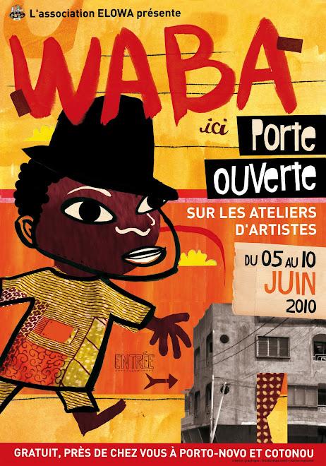WABA, portes ouvertes sur les ateliers d'artistes
