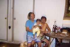 Rivera Family: Marlene Agnes, Janilyn Abegale ken Gerry