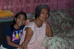 Patricia Nicole and Mom