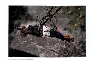Samantha Gradoville by Viviane Sassen for Numero #115 August 2010, part 3