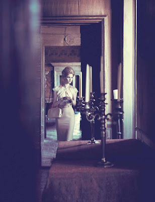 Lesly Masson by Carlotta Manaigo for Elle Italy November 2010, part 2