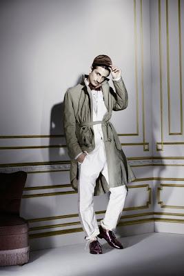 Lanvin for HM AW 2010 men, our favourites