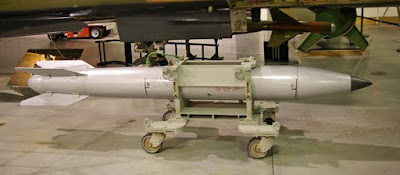 Bomba destruídora de bunkers B61