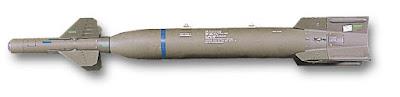 Bomba destruidora convencional de bunkers