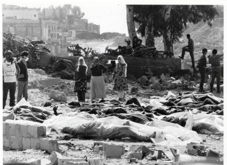 Massacre de Sabra e Shatila - foto 7