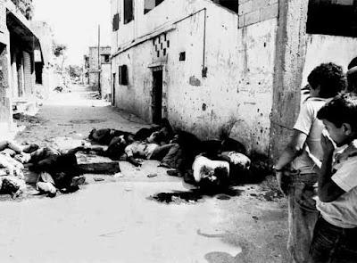 Massacre de Sabra e Shatila - foto 8