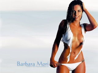 hot barbara mori