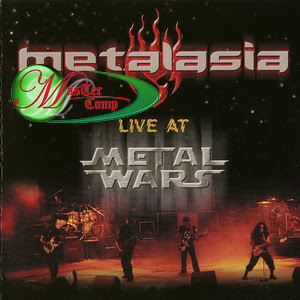 Metalasia - Live At Metal Wars '99 - (1999)