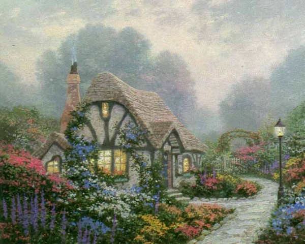 [Thomas Kinkade - Chandler]