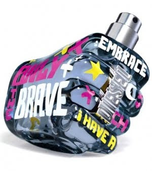 Diesel Only The Brave Limited Edition by Bunka by Diesel Cologne For Men