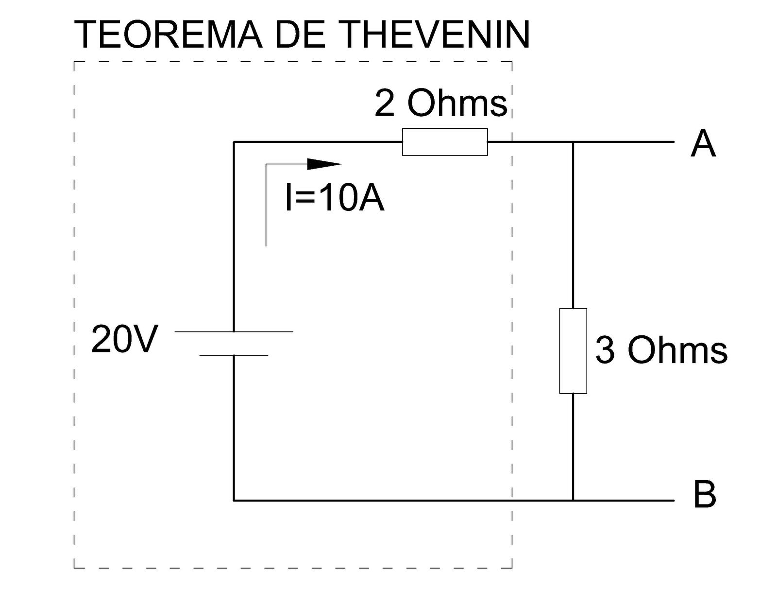 Circuito Equivalente Norton And Thevenin Equivalent Circuits Thvenins Eletro Eureka Circuitos Eltricos Dc