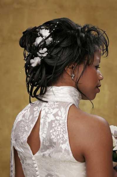 African American Wedding Hairstyles Amp Hairdos