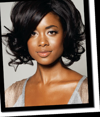 African American Wedding Hairstyles & Hairdos: December 2008