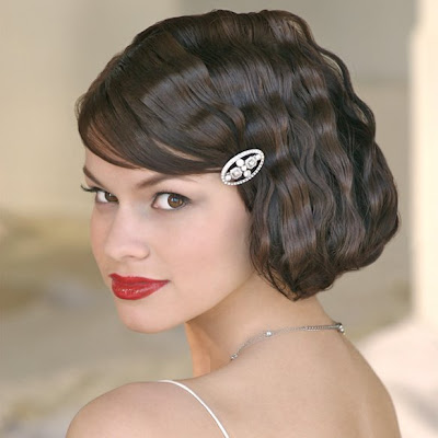 Wedding hairstyles for medium length hairstyles